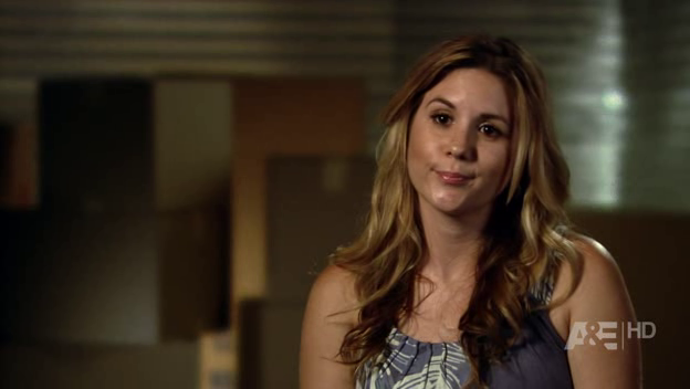 storage wars brandi. Brandi is not happy.
