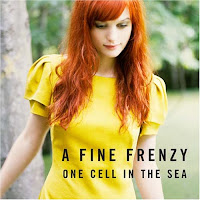 Cover Album of A Fine Frenzy - One Cell In The Sea (2007)