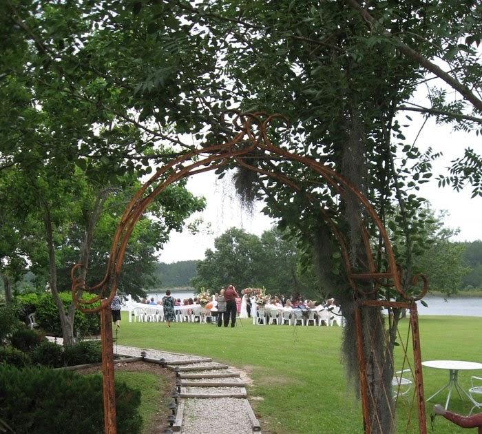 Cochino Lodge Weddings: Pitts And Ellis Wedding April 16, 2009