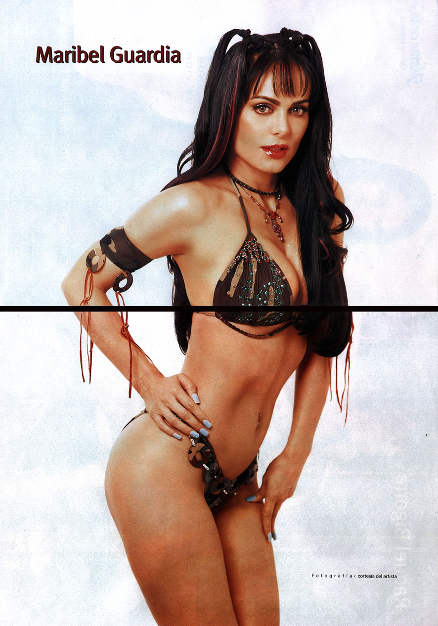 Apologise, but, Maribel guardia sexy hot are