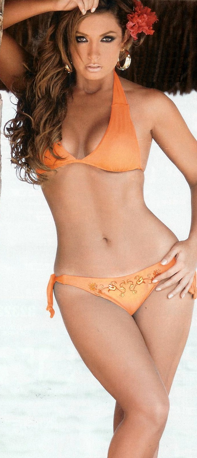 Patricia navidad nude stockings — pic 15