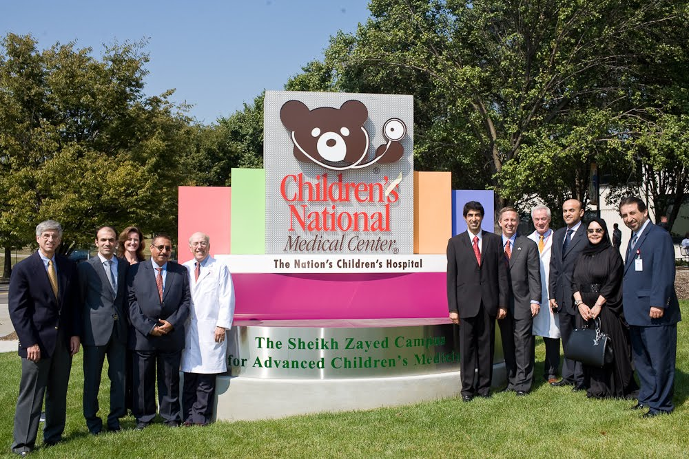 Surgery Innovation Blog: Children's National Honored with ...