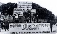 Publicidad de Ducati en España