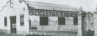 fábrica de bicicletas Rabasa