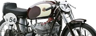 Moto Derbi de Carreras