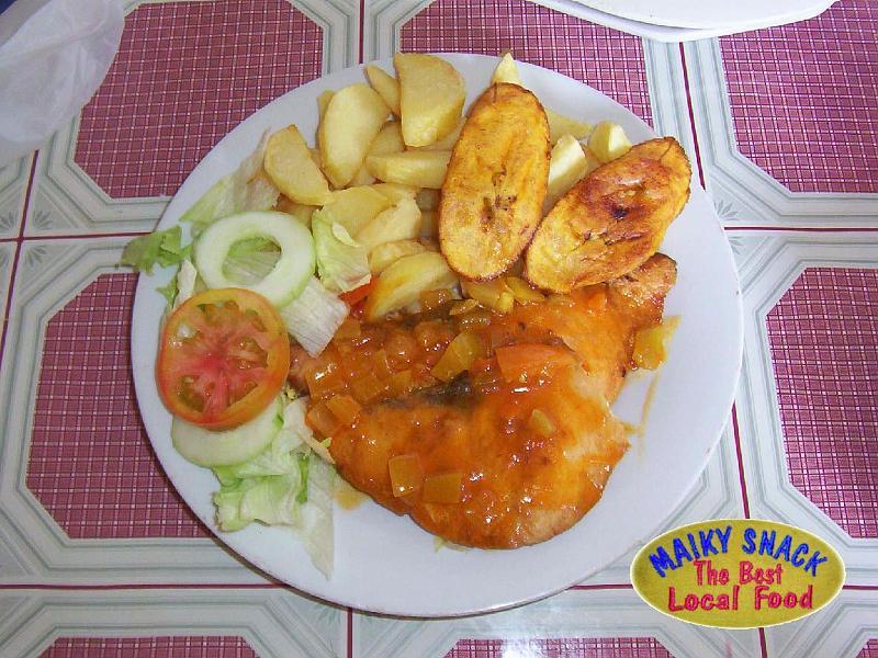 Bonaire for 3d cuisine boe