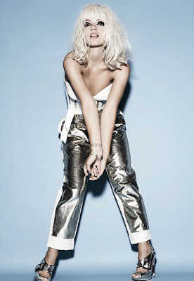 lily allen-on elle magazine