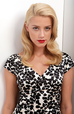 Keeping Up With Amber Heard new pic