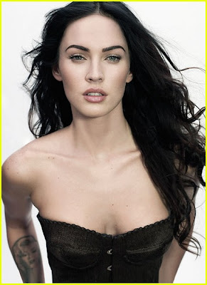 Megan Fox in a Rolling Stone sep pic