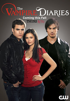 Meet the Spike and Harmony of 'The Vampire Diaries'(video)