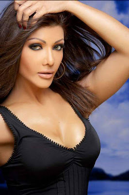 Bollywood  Actresses Koena Mitra Hot Picture