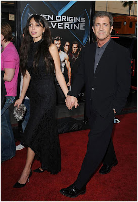 Mel Gibson Girlfriend Oksana Grigorieva Pregnant scandal photo