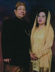 saya, dan istri tercinta