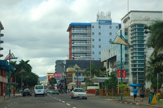 Downtown Suva