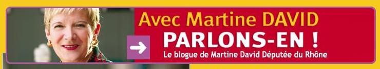 Le Blogue de Martine David