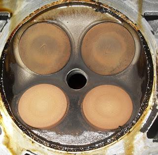 Ybrewos 2000 Honda Cr V Burnt Exhaust Valves