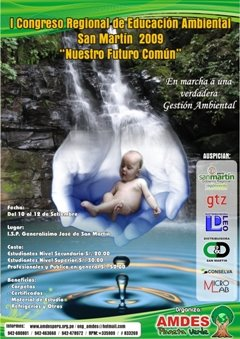 Congreso regional de educacin ambiental