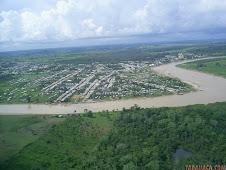 Foto aérea de Tarauacá-Acre