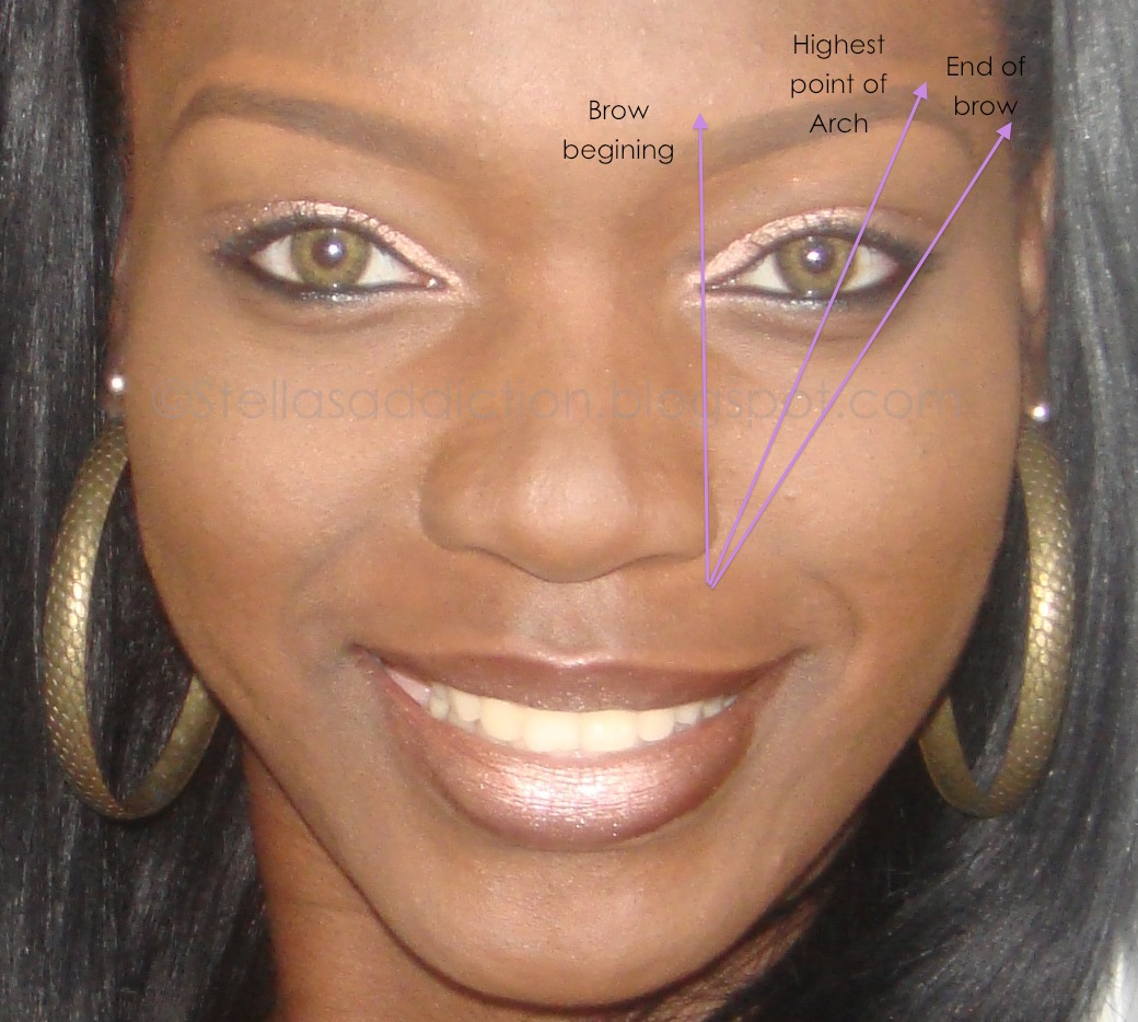 Eyebrows 101 Stellas Addiction