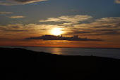 Nydelige solnedganger