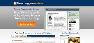 Amazon Associates on Blogger