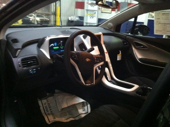 New Chevrolet Volt Marion >> The Randy Marion Automotive Group: Going Green At Randy Marion