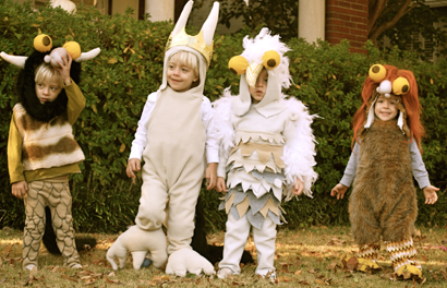 How awesome are these Where The Wild Things Are costumes?! I love them.  sc 1 st  alioop & alioop: The Best Halloween Costumes Ever