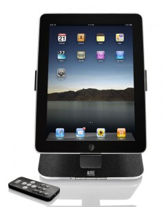 Altec Lansing MP450 Octiv Stage iPad Stereo Speaker System Charging Dock for $39.99 +Free Shipping