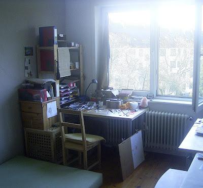 karges studio im letzten jahr yk