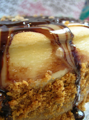 Tuesdays With Dorie…Tall & Creamy Cheesecake