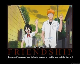 Anime Quotes About Friendship Glamorous Anime Quotes And Motivations  Anime Jokes Collection