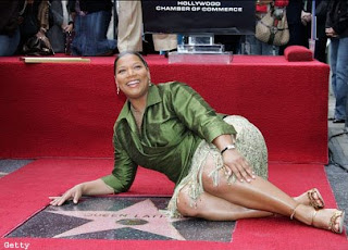 queen latifah 061808 So, if J Holiday is throwing an album release party in New York City, ...
