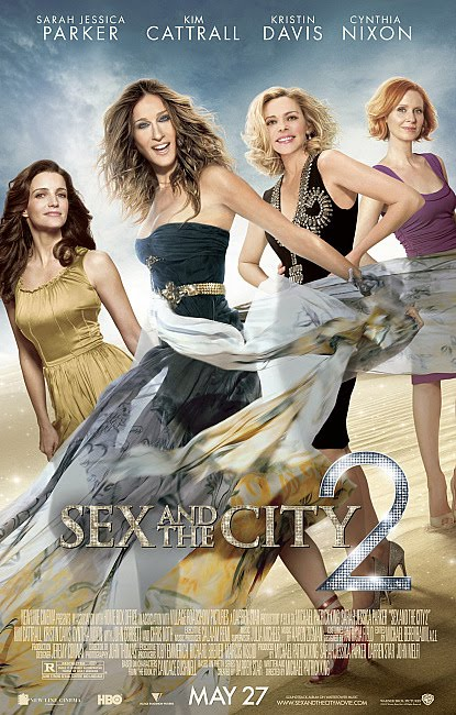 Sex and the city story line