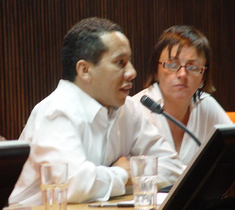 Pablo Nalerio Y ALEJANDRA LOPÉZ