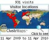 Visitantes primer año: