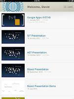 Prezi iPad app