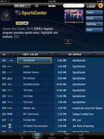 TiVo iPad App