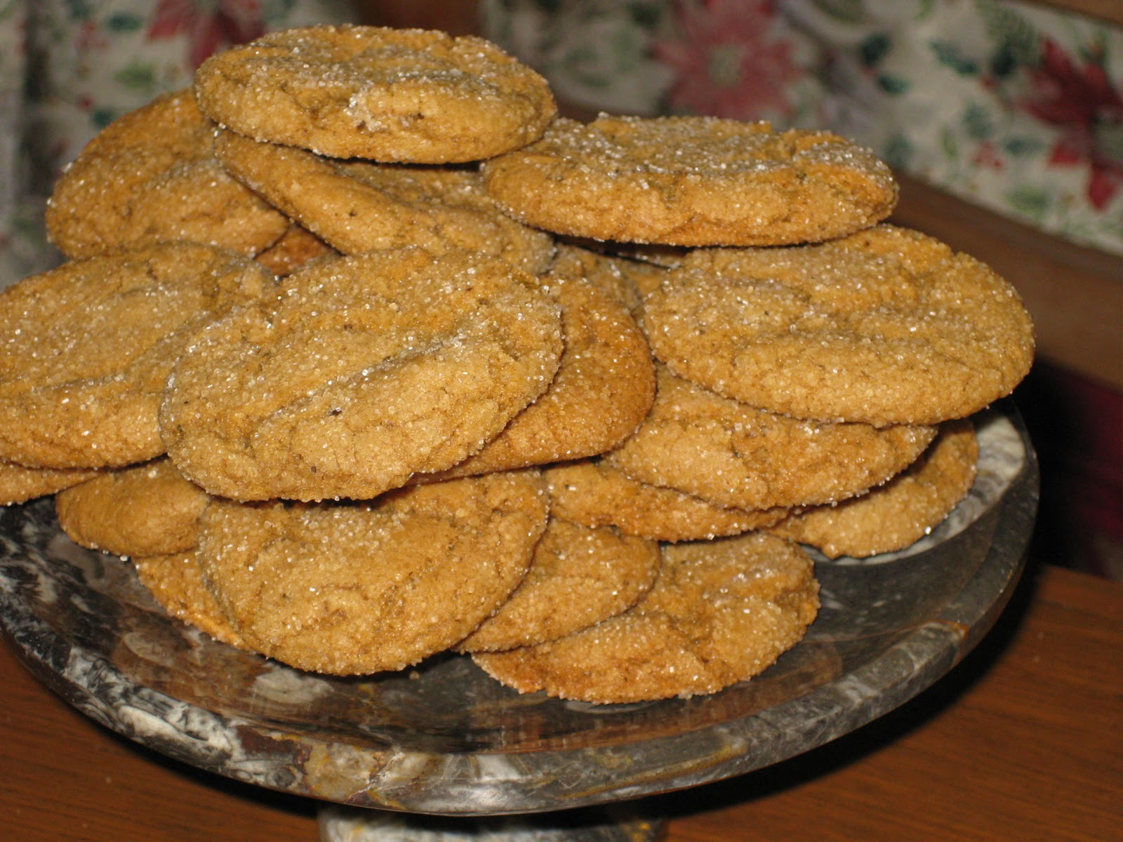 Flavors of the Sun: Ginger Cookies with Black Pepper and Cardamom ...