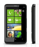 Spesifikasi Htc Hd7 Windows Phone 7