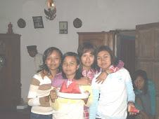 Wahyu, Yani, Kiki & Nana