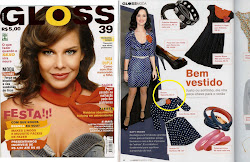 ::Signorit:: na Revista Gloss