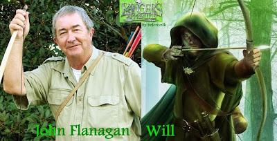 Pensamentos: Rangers: Ordem dos Arqueiros, John Flanagan