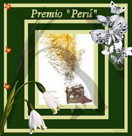 premio peru