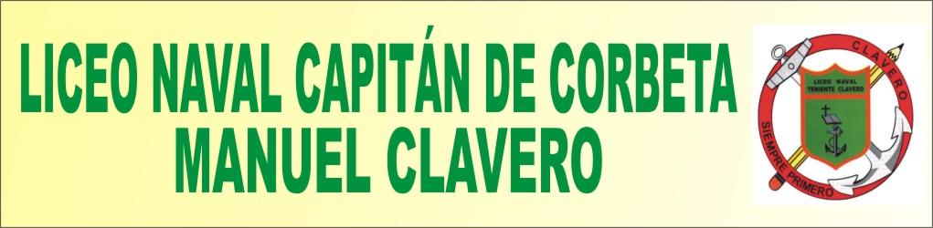 LICEO NAVAL CAPITÁN DE CORBETA MANUEL CLAVERO