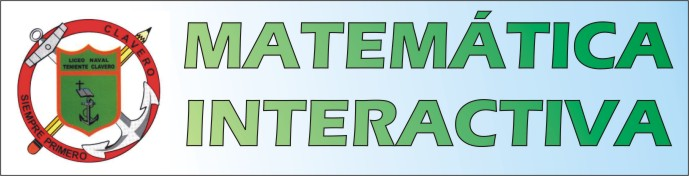 MATEMATICA INTERACTIVA