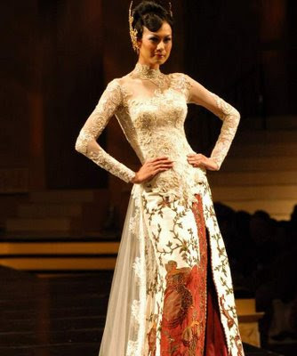 Wedding Dress Modern Kebaya Anne Avantie As