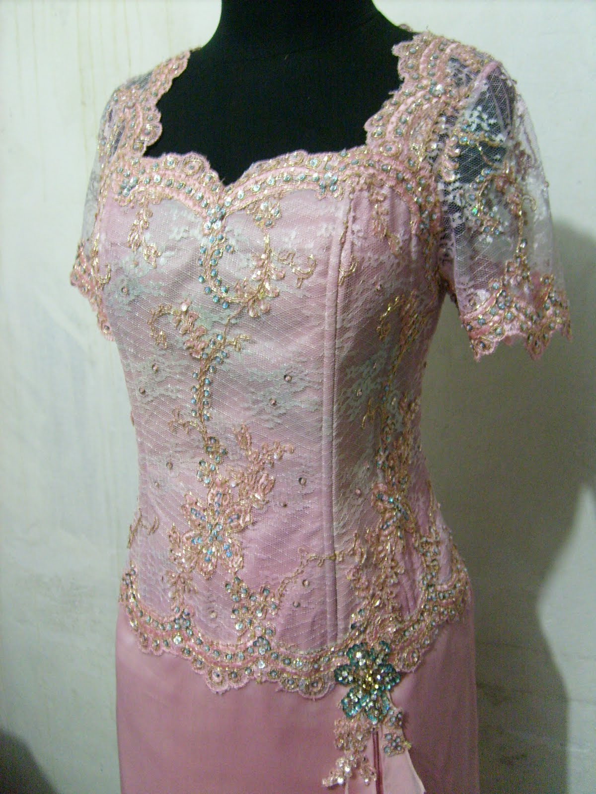 Jual Gaun Pesta Pink | Pelauts.Com