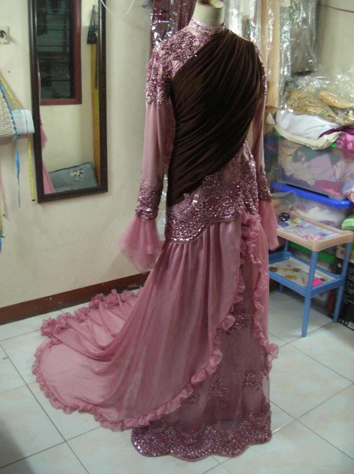2013 Muslim Kebaya Fashion with Hijab Style | New, Modern