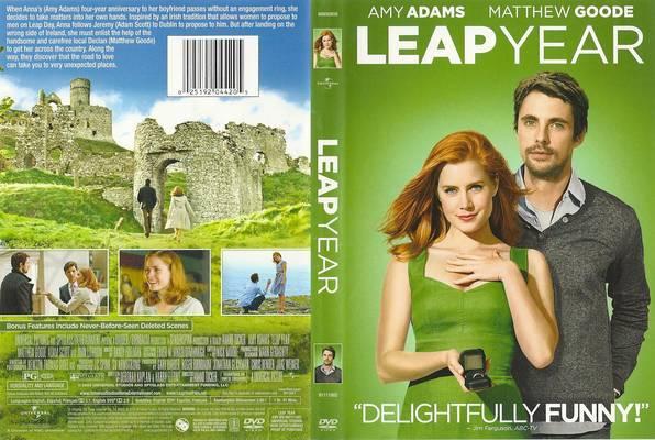 Dj mix leap year dvdrip latino 1 link for Ano bisiesto pelicula