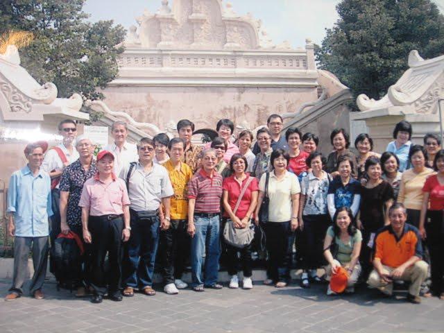 SKE Members trip to Borobudur